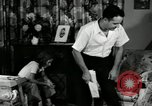 Image of auto worker Detroit Michigan USA, 1950, second 17 stock footage video 65675032773