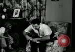 Image of auto worker Detroit Michigan USA, 1950, second 18 stock footage video 65675032773