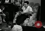 Image of auto worker Detroit Michigan USA, 1950, second 21 stock footage video 65675032773