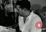 Image of auto worker Detroit Michigan USA, 1950, second 22 stock footage video 65675032773