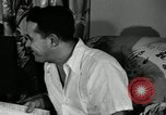 Image of auto worker Detroit Michigan USA, 1950, second 23 stock footage video 65675032773