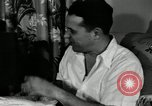 Image of auto worker Detroit Michigan USA, 1950, second 24 stock footage video 65675032773