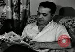 Image of auto worker Detroit Michigan USA, 1950, second 30 stock footage video 65675032773