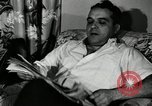 Image of auto worker Detroit Michigan USA, 1950, second 35 stock footage video 65675032773