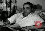 Image of auto worker Detroit Michigan USA, 1950, second 36 stock footage video 65675032773