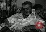 Image of auto worker Detroit Michigan USA, 1950, second 38 stock footage video 65675032773
