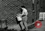 Image of auto worker Detroit Michigan USA, 1950, second 44 stock footage video 65675032773