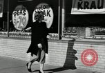 Image of auto worker Detroit Michigan USA, 1950, second 49 stock footage video 65675032773