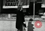 Image of auto worker Detroit Michigan USA, 1950, second 51 stock footage video 65675032773