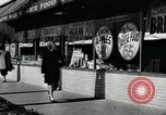 Image of auto worker Detroit Michigan USA, 1950, second 55 stock footage video 65675032773