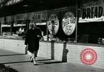 Image of auto worker Detroit Michigan USA, 1950, second 56 stock footage video 65675032773