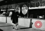 Image of auto worker Detroit Michigan USA, 1950, second 57 stock footage video 65675032773