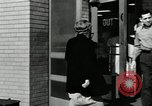 Image of auto worker Detroit Michigan USA, 1950, second 61 stock footage video 65675032773