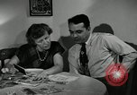 Image of family of auto worker Detroit Michigan USA, 1950, second 29 stock footage video 65675032774