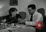 Image of family of auto worker Detroit Michigan USA, 1950, second 30 stock footage video 65675032774