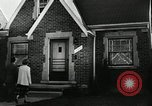 Image of family of auto worker Detroit Michigan USA, 1950, second 49 stock footage video 65675032774