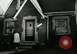 Image of family of auto worker Detroit Michigan USA, 1950, second 50 stock footage video 65675032774