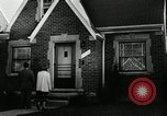 Image of family of auto worker Detroit Michigan USA, 1950, second 51 stock footage video 65675032774