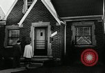 Image of family of auto worker Detroit Michigan USA, 1950, second 52 stock footage video 65675032774