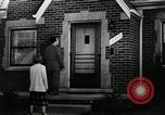 Image of family of auto worker Detroit Michigan USA, 1950, second 55 stock footage video 65675032774
