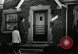 Image of family of auto worker Detroit Michigan USA, 1950, second 56 stock footage video 65675032774