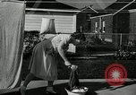 Image of family of auto worker Detroit Michigan USA, 1950, second 60 stock footage video 65675032774
