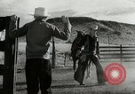 Image of Working activities on a farm and ranch in Texas United States USA, 1943, second 15 stock footage video 65675032776