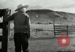 Image of Working activities on a farm and ranch in Texas United States USA, 1943, second 19 stock footage video 65675032776