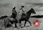 Image of Working activities on a farm and ranch in Texas United States USA, 1943, second 25 stock footage video 65675032776