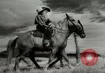 Image of Working activities on a farm and ranch in Texas United States USA, 1943, second 28 stock footage video 65675032776