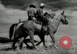 Image of Working activities on a farm and ranch in Texas United States USA, 1943, second 29 stock footage video 65675032776