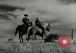 Image of Working activities on a farm and ranch in Texas United States USA, 1943, second 33 stock footage video 65675032776
