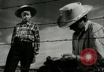 Image of Working activities on a farm and ranch in Texas United States USA, 1943, second 38 stock footage video 65675032776
