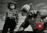Image of Working activities on a farm and ranch in Texas United States USA, 1943, second 40 stock footage video 65675032776