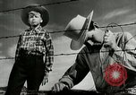 Image of Working activities on a farm and ranch in Texas United States USA, 1943, second 42 stock footage video 65675032776