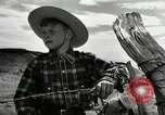 Image of Working activities on a farm and ranch in Texas United States USA, 1943, second 55 stock footage video 65675032776