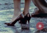 Image of 1950s fashions United States USA, 1958, second 32 stock footage video 65675032778