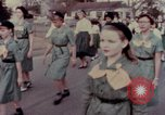 Image of leisure outfits United States USA, 1958, second 17 stock footage video 65675032780