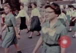 Image of leisure outfits United States USA, 1958, second 18 stock footage video 65675032780