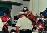 Image of American football match Miami Florida USA, 1958, second 7 stock footage video 65675032782