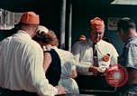 Image of American football match Miami Florida USA, 1958, second 13 stock footage video 65675032782