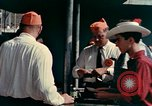Image of American football match Miami Florida USA, 1958, second 14 stock footage video 65675032782