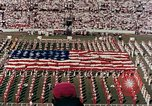 Image of American football match Miami Florida USA, 1958, second 22 stock footage video 65675032782