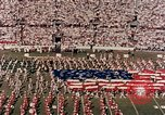 Image of American football match Miami Florida USA, 1958, second 27 stock footage video 65675032782