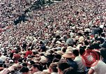 Image of American football match Miami Florida USA, 1958, second 33 stock footage video 65675032782