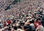 Image of American football match Miami Florida USA, 1958, second 34 stock footage video 65675032782