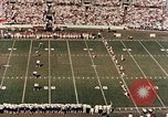 Image of American football match Miami Florida USA, 1958, second 35 stock footage video 65675032782