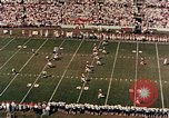 Image of American football match Miami Florida USA, 1958, second 39 stock footage video 65675032782