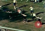Image of American football match Miami Florida USA, 1958, second 47 stock footage video 65675032782
