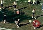 Image of American football match Miami Florida USA, 1958, second 48 stock footage video 65675032782